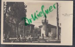 TÜRKEI  ISTANBUL (Konstantinopel), Kleine Friedhofsmoschee, Foto Um 1930 - Turquie