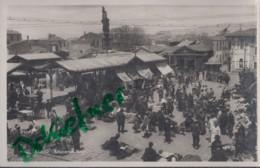 TÜRKEI  IZMIR (Smyrna), Mezarlik-Bazar, Foto Um 1932 - Turquie