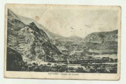 CATTARO - VEDUTO DA LOVCEN 1916 VIAGGIATA  FP - Montenegro