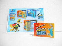 Kinder Looney Tunes Cinema 2006 2S + Bpz - Figuren