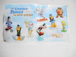 Kinder Looney Tunes 2004 Bpz - Figuren