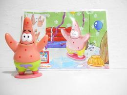 Kinder Spongebob S 204 + Bpz - Figuren