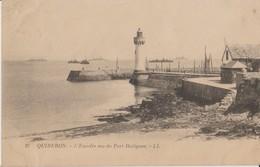 56 Quiberon L'escadre Depuis Le Port Haliguen -48b - Quiberon