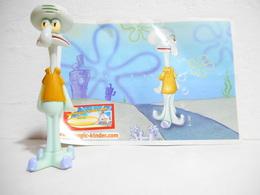 Kinder Spongebob S 207 + Bpz - Figuren