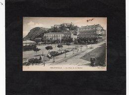 CPA  1917 - PHILIPPEVILLE - La Place De La Marine - Skikda (Philippeville)