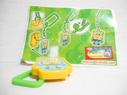 Kinder Spongebob S 212 + Bpz - Figuren