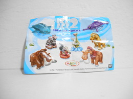 Kinder Ice Age 2  Bpz - Figuren