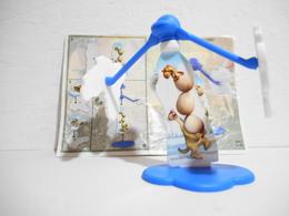 Kinder Ice Age 3 2S 60 + Bpz - Figuren