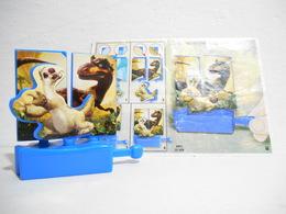 Kinder Ice Age 3 2S 209 + Bpz - Figuren