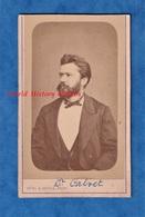 Photo Ancienne CDV Vers 1870 - BRIVE - Portrait Du Docteur CALVET - Photographe BÜHL & BEYNIE - Corrèze - Photos
