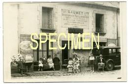 BELLEGARDE. Maison GAUMET, Serrurier, Taillandier (Années 1930?) - Bellegarde