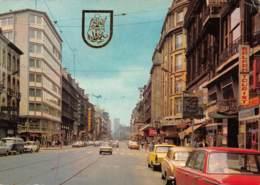 CPM - BRUXELLES - Bld. Ad. Max - Avenues, Boulevards