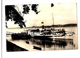 Hungary - Paks - Hajóállomás - Dampfer
