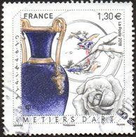 Oblitération Cachet à Date Sur Timbre De France N° 5264 - Métier D'art, Céramiste - Francia