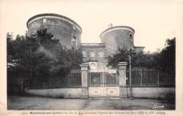 Monistrol Sur Loire L Ancien Chateau Des Eveques (scan Recto Verso ) Nono0026 - Non Classés