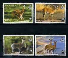 SWAZILAND 2001 Nr 702-705 Postfrisch (107807) - Swaziland (1968-...)