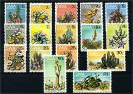 SUEDWESTAFRIKA 1973 Nr 373-388 Postfrisch (107826) - Südafrika (1961-...)