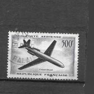 """PA 40   OBL  Y & T Prototypes  """"Caravelle Avion  « Poste Aérienne »   08/04 - 1960-.... Matasellados"""