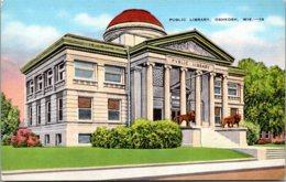 Wisconsin Oshkosh Public Library - Oshkosh
