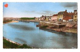 03417-LE-80-ST-VALERY-sur-SOMME-Le Port Et Le Quai Blavet - Saint Valery Sur Somme