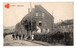 03418-LE-59-WATTEN-Gendarmerie--------------animée - Sonstige Gemeinden