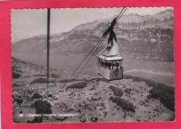 Modern Post Card Of Luftseilbahn Unterterzen,Tannenbodenalp,,St. Gallen.A37. - SG St. Gall