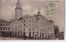 RPPC SOME CRACS SEE SCAN PECS SZ KIR VAROS SZEKHAZA - Hungary