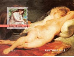 Guinea Bissau  2004  Nude Paintings - Guinea-Bissau