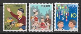 Japon N ° 795  à 797      Neufs  * * TB = MNH VF Soldé ! ! ! Le Moins Cher Du Site ! ! ! - 1926-89 Emperor Hirohito (Showa Era)