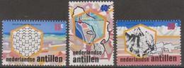 Antille Olandesi 1975 MiN°298-300 MNH/** - Curaçao, Antille Olandesi, Aruba