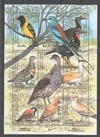 PK121 1997 ERITREA FAUNA BIRDS 1KB MNH - Pájaros