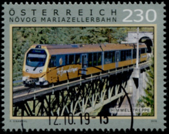 Austria 2019 Mariazellerbahn-Himmelstreppe GESTEMPELT/USED/O - 1945-.... 2nd Republic