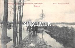 Overstromingen Van Maart 1906 - Hamme - Hamme