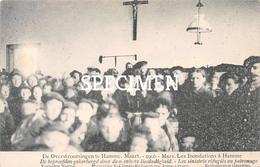Overstromingen Te Hamme Maart 1906 - Beproefden Geherbergd Door De Openbare Liefdadigheid - Hamme