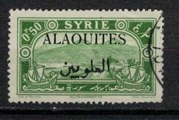 ALAOUITES          N°  YVERT   24        OBLITERE       ( Ob   5/53 ) - Oblitérés