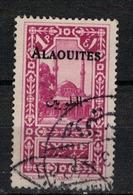 ALAOUITES          N°  YVERT   26    OBLITERE       ( Ob   5/53 ) - Oblitérés