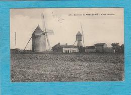 Environs De Mirebeau. - Vieux Moulins. - Mirebeau