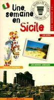 Une Semaine En Sicile De Hans Bausenhardt (1997) - Tourismus