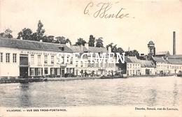 Vue Des Trois Fontaines - Vilvorde -Vilvoorde - Vilvoorde
