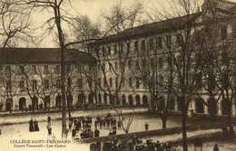 COLLEGE SAINT THEODARD  Cours Foucault Les Cours De Recreation RV - Montauban