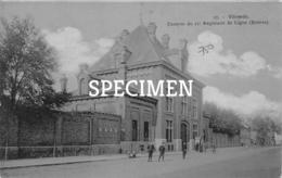 17 Caserne Du 11e Régiment De Ligne - Vilvorde -Vilvoorde - Vilvoorde