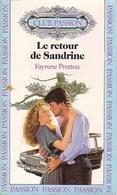 Le Retour De Sandrine De Fayrene Preston (1988) - Books, Magazines, Comics