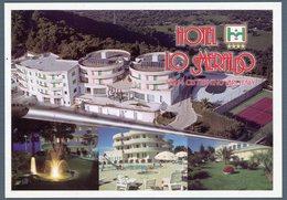 °°° Cartolina - Cisternino Hotel Lo Smeraldo Nuova °°° - Brindisi