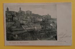 Cartolina Un Saluto Da Ripatransone - 1900 - Ascoli Piceno