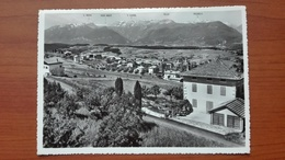 Ronzone - Veduta Con Le Dolomiti Di Brenta - Trento