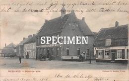 Hôtel De Ville - Messines - Mesen - Messines - Mesen
