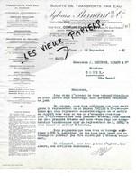 78 - Yvelines - CONFLANS-STE-HONORINE - Facture BERNARD - Transport Par Eau, Affrêtements - 1941 - REF 125A - 1900 – 1949