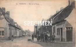 37 Rue De La Pierre - Messines - Mesen - Messines - Mesen