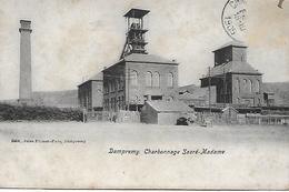 DAMPREMY -  1905 -  CHARBONNAGE SACRE- MADAME - Altri