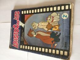 LES ARISTOCHATS Vignettes - Stickers